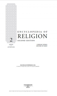 Encyclopedia of Religion Vol.2